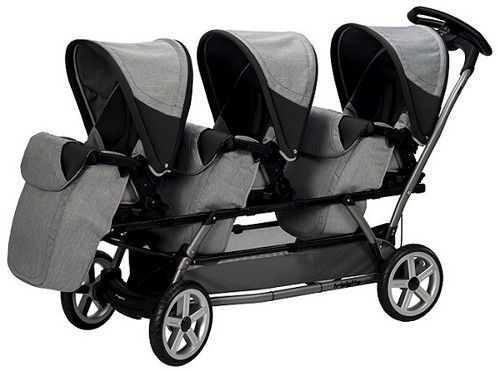 Детская коляска  PEG PEREGO Triplette Pop-Up SW