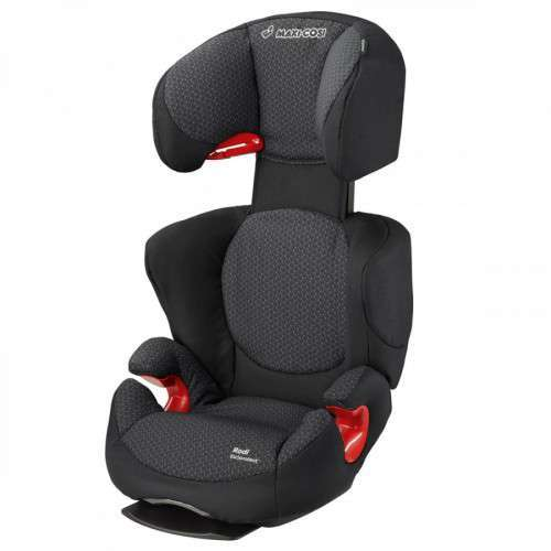 Детское автокресло Maxi Cosi Rodi Air Pro Black Crystal