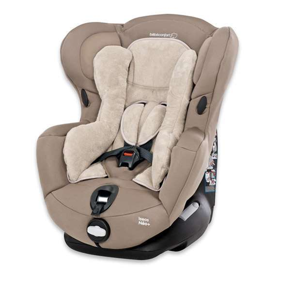 Детское автокресло Bebe Confort Iseos Neo + Walnut Brown